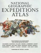 National Geographic Expeditions Atlas by Tom Melham