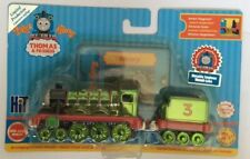 Thomas & Friends Take Along RARE Metallic HENRY Engine Limited Edition Collector
