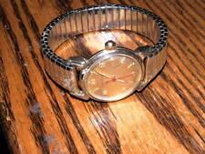 #5568,Bulova,Automatic,Seldom Seen Gold Dial,10Kt GF Vintage Wristwatch,