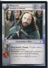 Lord Of The Rings CCG Card TTT 4.U127 Mablung, Soldier Of Gondor