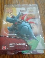 Disney Pixar Toy Story That Time Forgot Battle Armor Trixie Figure NEW in Box
