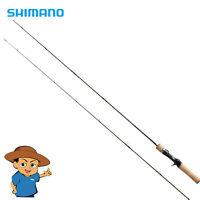 "Shimano CARDIFF NX B77ML Medium Light 7'7"" trout baitcasting fishing rod pole"