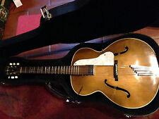 Chitarra Guitar Hofner Jazz 1950 1960