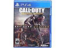 Call of Duty: Advanced Warfare  (Sony PlayStation 4, 2014) Day Zero Edition