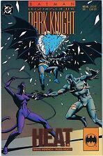1993 Batman Legends Of The Dark Knight 49 Heat Pt.4 DC Comic Book