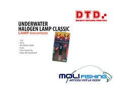 LAMPADA RICHIAMO CALAMARI DTD UNDERWATER HALOGEN LAMP 12V - 50W - 700lm