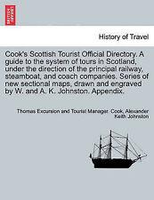 Cook's escocés turística oficial Directorio. una guía para el sistema de Tours en S