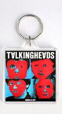 TALKING HEADS REMAIN IN LIGHT 1980 LP COVER KEYRING LLAVERO