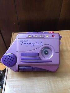 Vintage 1993 Rare Talkgirl Deluxe By Tiger As Seen On Home Alone 2
