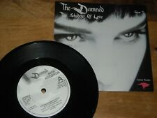 """The Damned vinyl 7"""" single The Shadow of Love Edition Premiere GRIM2 TestPlay Ex"""