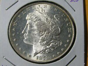 1878-S Morgan Silver Dollar #25 No Reserve - Choice Uncirculated