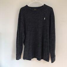 Men's Polo Ralph Lauren sz Large Long Sleeve T-Shirt