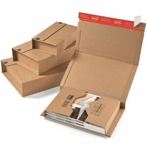 ColomPac CP 020 Book Wraps All Sizes Cardboard Mailers Best Price