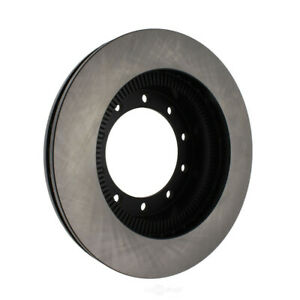 Stoptech 07-09 / for 11-18 Ford F-53 Premium Front CryoStop Brake Rotor - st120.