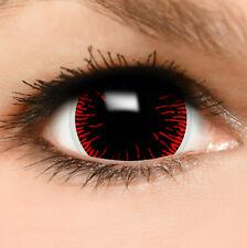 "Mini Sclera Lenses ""Hangman"" Kontaktlinsen Crazy Fun Farbige Halloween Linsen"