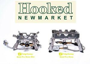 RidgeMonkey Quad Pro Stoves *BOTH MODELS AVAILABLE* *NEW FOR 2021*