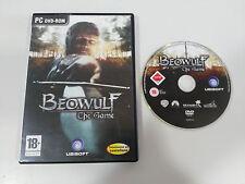 BEOWULF THE GAME JEU DE POUR PC EN ESPAGNOL UBISOFT