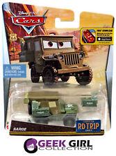 Disney Pixar Cars Road Trip  (Rd Tr1p) Sarge New