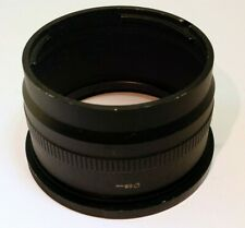 52mm Tube for camera adapter 58mm Lens twsit on type