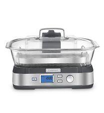 Cuisinart STM-1000 CookFresh Digital Glass Steamer, Stainless Steel (stm1000)