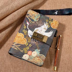 Kawaii A6 Notebook Journals Agenda Planner Organizer Diary Travel Gift Box Asian