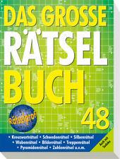 Das große Rätselbuch. Bd.48