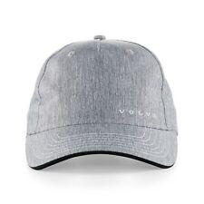 Genuine Volvo Golf Cap - Grey