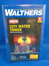 Walthers N Scale 933-3815 City Water Tower Building Kit