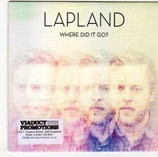 (EM767) Lapland, Where Did It Go? - 2014 DJ CD