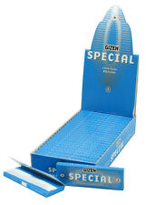 Gizeh Special Extra Fine Cigarette Rolling Papers 25 Books-Free Shipping (giz01)