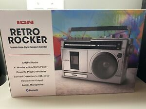 Ion Retro Rocker NEW