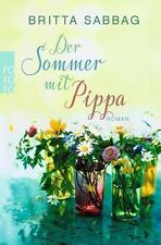 Der Sommer mit Pippa von Britta Sabbag (2016, Taschenbuch), UNGELESEN