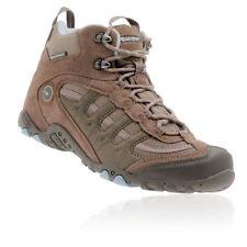 Botas de mujer senderismo marrón
