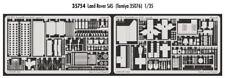 Eduard 1/35 SAS Land Rover etch for Tamiya # 35754