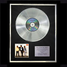 HUEY LEWIS & THE NEWS FORE  CD PLATINUM DISC FREE P+P!!