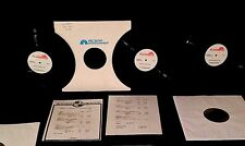 1987 FLASHBACK 3LP NBC RADIO SHOW #31 ALICE COOPER JETHRO TULL NEIL YOUNG DOORS