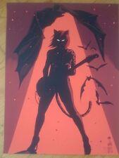 Mondo Poster Print Josie and the Pussycats By Francesco Francavilla