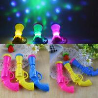 Kids-Baby Children LED Flashing Projector Gun Emitting Gun Toys Funny Gift
