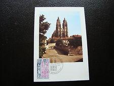 FRANCE - carte 1er jour 12/10/1974 (basilique saint-nicolas de-port)(cy43)french