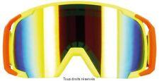 SLINE OCCHIALE MASCHERA SCRUB CASCO MOTO IRIDIUM ARANCIO-GIALLO TM GASGAS BETA