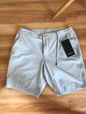 LULULEMON Commission Swim Short Men's Shorts Light Gray NEW w/Tags $80