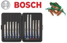 Bosch Jigsaw Blades Set 12 Piece Metal Expert Set 2607010555