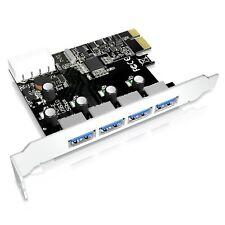 ICY BOX IB-AC614a USB 3.0 PCI-E Erweiterungskarte mit 4x USB 3.0