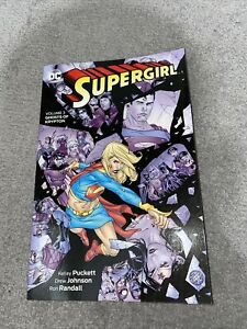 Supergirl TP Vol 3 Ghosts Of Krypton by Kelley Puckett (Paperback, 2017)