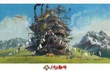 Ensky Jigsaw Puzzle 1000-258 Howl's Moving Castle Studio Ghibli F/S w/Tracking#