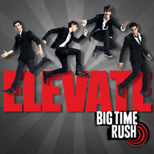 Elevate Big Time Rush CD Sealed ! New !
