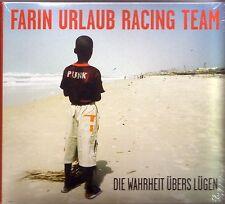 """FARIN URLAUB """"Die Wahrheit übers Lügen"""" 15 Track CD im Klappdigipack"""
