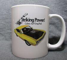 1970 Ford Torino 429 Cobra Coffee Cup, Mug - New - 70's Classic - Sharp!