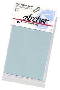Archer Transfers Wet Medium Paper