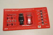 V 1:64 KYOSHO METAL KIT FERRARI 360 MODENA 1999 RED MINT ON CARD